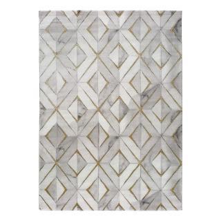 Šedý koberec Universal Norah Dice, 160 x 230 cm