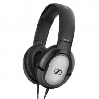 Sennheiser HD 206 sluchátka černá