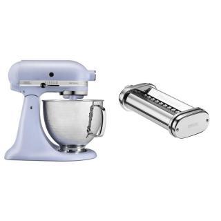 Set KitchenAid - kuchyňský robot 5KSM156HMELM   5KSMPRA strojek na těstoviny