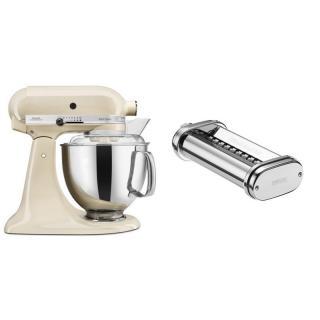 Set KitchenAid - kuchyňský robot 5KSM175PSEAC   5KSMPRA strojek na těstoviny