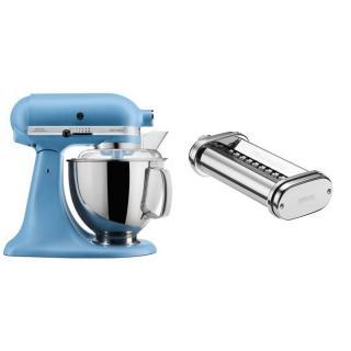 Set KitchenAid - kuchyňský robot 5KSM175PSEVB   5KSMPRA strojek na těstoviny