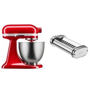 Set KitchenAid - kuchyňský robot 5KSM3311XECA   5KSMPRA strojek na těstoviny