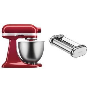 Set KitchenAid - kuchyňský robot 5KSM3311XEER   5KSMPRA strojek na těstoviny