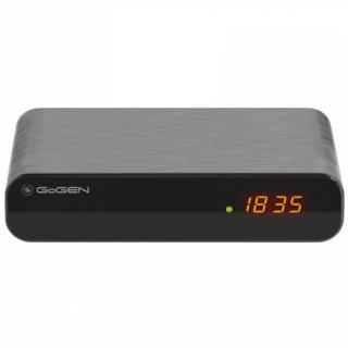 Set-top box GoGEN DVB 132 T2 PVR černý
