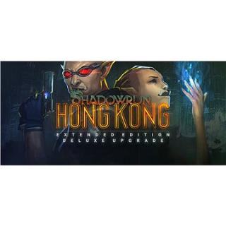 Shadowrun: Hong Kong - Extended Edition Upgrade to Deluxe