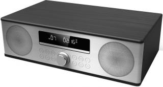 Sharp XL-B710, černá/stříbrná - rozbaleno