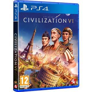 Sid Meiers Civilization VI - PS4