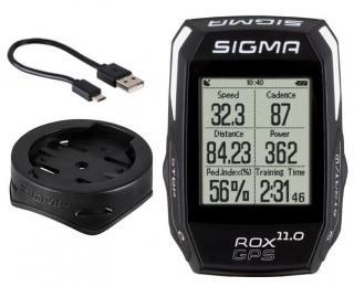 Sigma ROX 11.0 GPS Basic černá - rozbaleno