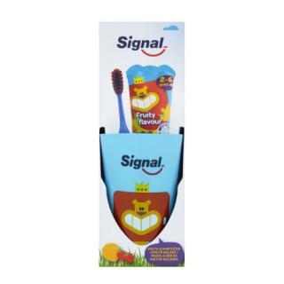 Signal Sada pro dokonale čisté zuby pro děti Fruity