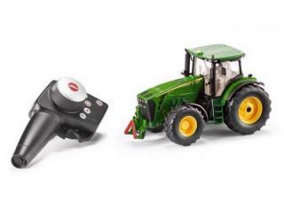 Siku control - limitovaná edice traktor john deere   balíkovačka…