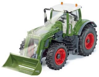 SIKU Control - Traktor Fendt Vario s předním nakladačem - použité