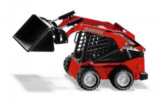 Siku farmer - smykové auto s nakladačem