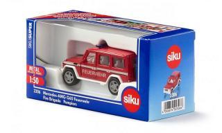 Siku super - požární auto
