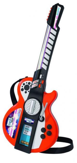 Simba Elektronická kytara i pro MP3 - zánovní