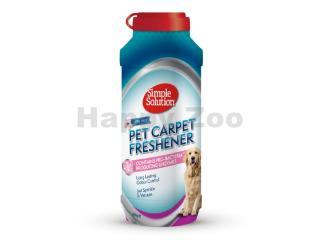 SIMPLE SOLUTION Pet Carpet Freshener r - suchý čistič koberců 68