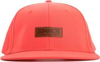 SINNER unisex kšiltovka Amsterdam Exquisite SIWE-506, červená