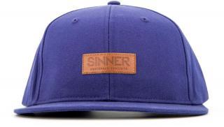 SINNER unisex kšiltovka Amsterdam Exquisite SIWE-506, modrá