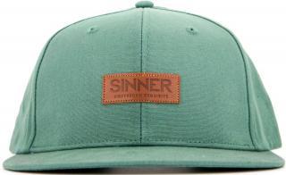 SINNER unisex kšiltovka Amsterdam Exquisite SIWE-506, zelená