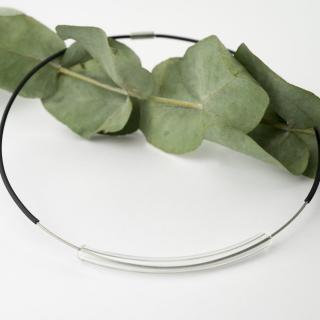 Skleněný náhrdelník Ko-ra-le Tao Smiley