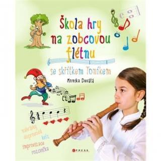 Škola hry na zobcovou flétnu: Se skřítkem Toníkem