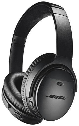 Sluchátka Bose QuietComfort 35 II černá