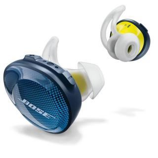 Sluchátka Bose SoundSport Free - půlnoční modrá