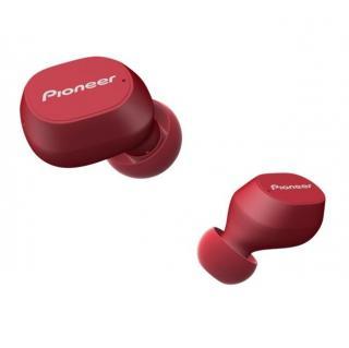Sluchátka Pioneer SE-C5TW-R červená