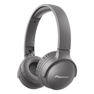 Sluchátka Pioneer SE-S6BN-H šedá
