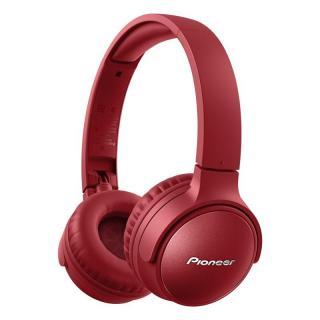 Sluchátka Pioneer SE-S6BN-R červená