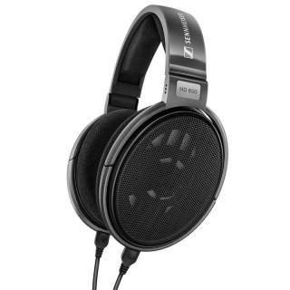 Sluchátka Sennheiser HD 650 černá