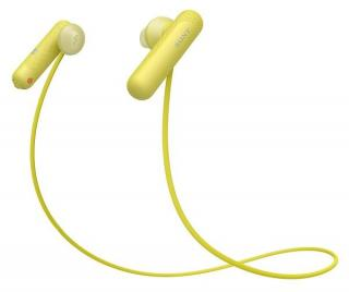 Sluchátka Sony SP500 žlutá