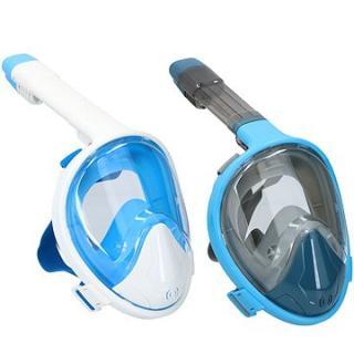 Šnorchlovací potápěčská maska