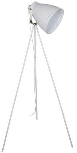 Solight stojací lampa Torino, trojnožka, 145cm, E27 bílá