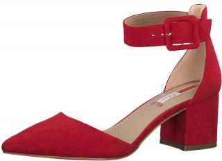 s.Oliver dámské sandály 24407 38 červená - zánovní