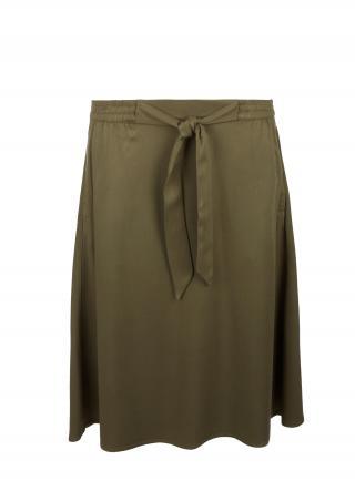 s.Oliver letní sukně 14.005.78.7179/7810 Zelená 36