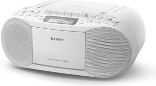 Sony CFD-S70W, bílá - rozbaleno