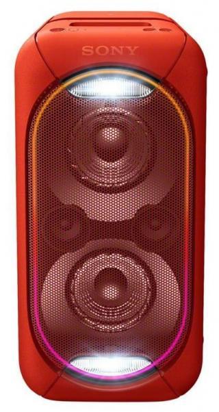 Sony GTK-XB60 přenosný reproduktor, červená - rozbaleno