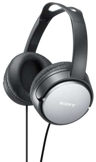 Sony MDR-XD150B sluchátka  - zánovní