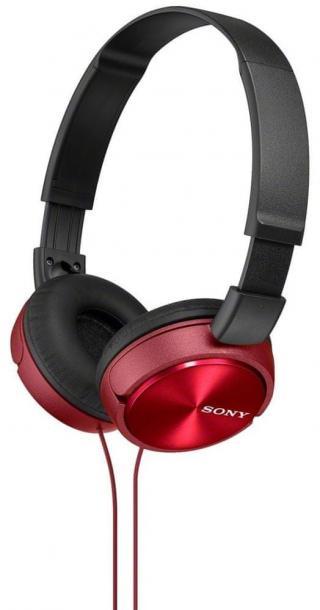 Sony MDR-ZX310R sluchátka  - zánovní