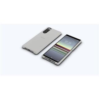 Sony Mobile SCBJ10 Style Back Cover pro Xperia 5 Grey