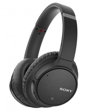 Sony WH-CH700N bezdrátová sluchátka, černá - zánovní