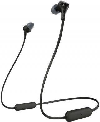 Sony WI-XB400 bezdrátová sluchátka, černá - rozbaleno