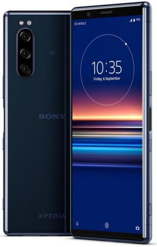 Sony Xperia 5, 6GB/128GB, Blue - rozbaleno