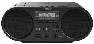 Sony ZS-PS50B, černá - rozbaleno