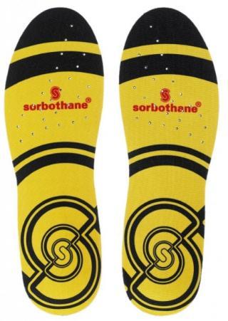 Sorbothane Double Strike gel.vložky do bot v.38-40,Sorbothane Double Strike gel.vložky do bot v.38-40