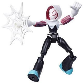 Spiderman figurka Bend and Flex Ghost Spider