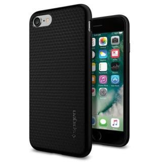 Spigen Ochranný kryt Liquid Air pro Apple iPhone 8/7/SE 2020, černý 042CS20511 - rozbaleno