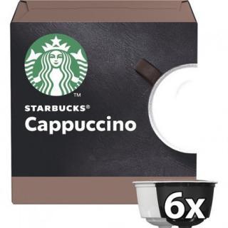 STARBUCKS CAPPUCCINO 12Kaps. 120g