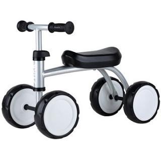 STIGA Mini Rider GO stříbrné