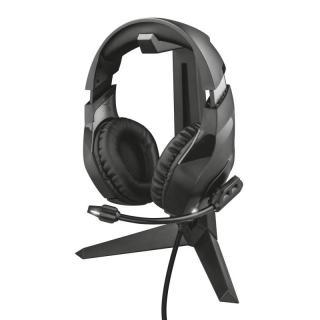 Stojánek Trust GXT 260 Cendor Headset Stand černé